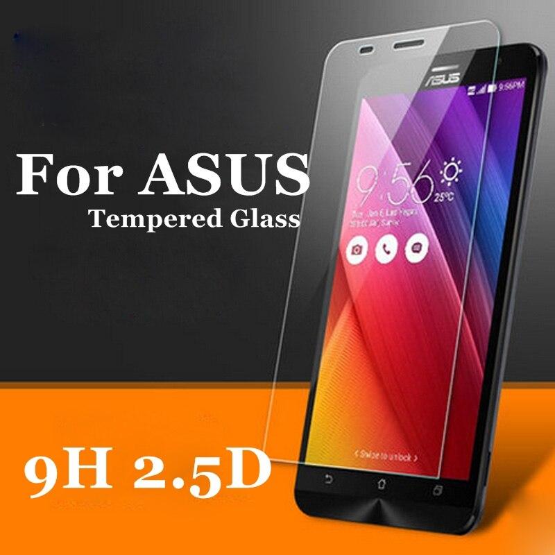 Shenzhen Hi-tech Technology Co., Ltd. 9H Tempered Glass For Asus Zenfone 2 Laser ZE550KL ZE500KL ZE500CL ZE550ML 4 5 A450CG Max ZC550KL C Go Selfie Screen Protector