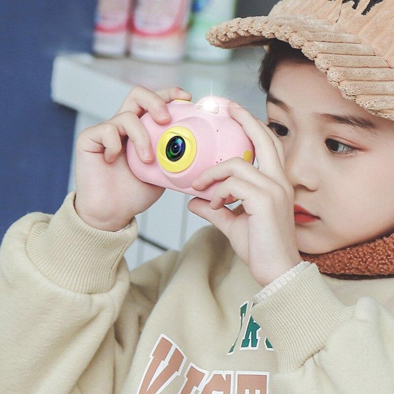 Enfants éducatifs enfant en bas âge jouet Photo caméra enfants Mini jouet numérique caméra Hd pour enfants bébé enfants - 3