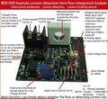 WCS1500 Перегрузки По Току модуль (Защита Диапазон 3.6A-200A) Проводник Через Отверстие 11mV/1A питания 5 В или 6.5-28 В