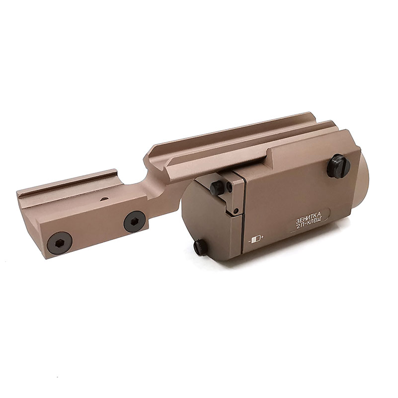 arma led lanterna caber 20mm picatinny ferroviário