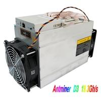 D3 Miner DASH MINER ANTMINER D3 19GH S 1200W On Wall Dash Mining Machine Dash Mining