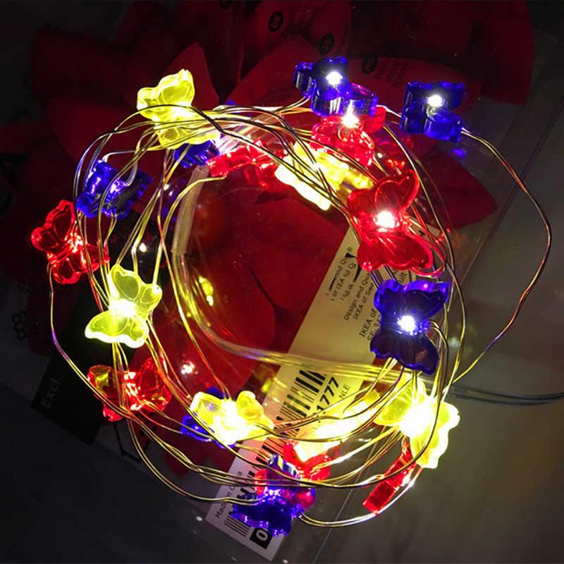 3 m 30 LEDs LED String Ánh Sáng IP54 Không Thấm Nước Cổ Tích Đèn Cho Giáng Sạn Holiday Party Vườn Phòng Ngủ Đèn Trang Trí Đám Cưới mới