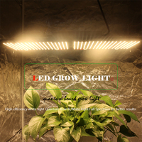 120/240W Led Grow Light Quantum Board Full Spectrum Samsung Dimmable LM561C S6 288pcs 3500K Plant Grow Lamp DIY Chip Grow lamp