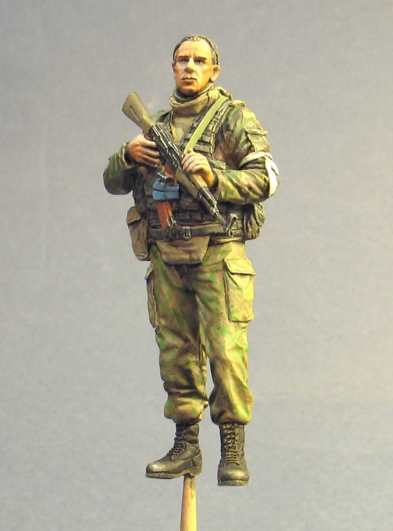 Assembly Unpainted  Scale 1/35  Private Of Of Division Of Russia  New Soldier Historical Toy Resin Model Miniature Kit