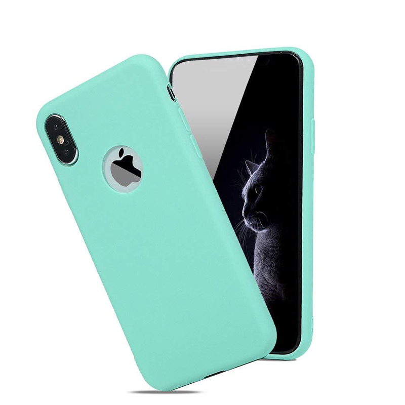 Fashion Soft Silicone Candy Pudding Cover For iPhone 5 5S SE X 10 Ten 8 7 6 6S Plus 8Plus Case Flexible Gel Phone Protector