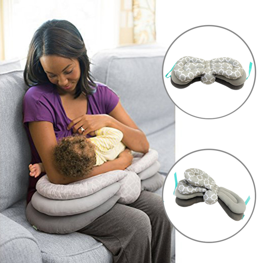Baby Pillows Multifunction Nursing Breastfeeding Layered Washable Cover Adjustable Model Cushion Infant Feeding Pillow Baby Care baby pillows multifunction nursing breastfeeding layered washable feeding pillow adjustable cushion infant breastfeeding pillow