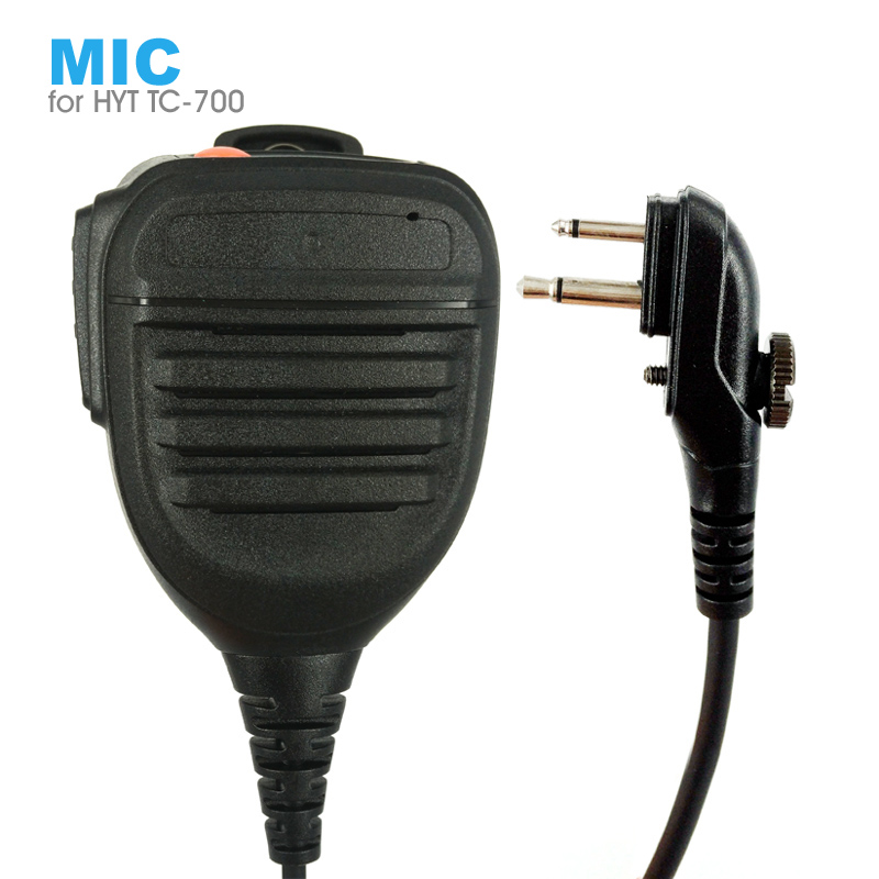 PTT Hand Microphone Speaker Mic for HYT Hytera TC-700 TC-610 TC-620 TC-500 TC-518 TC-580 TC-446S TC-600 TC-618 Walkie TalkiePTT Hand Microphone Speaker Mic for HYT Hytera TC-700 TC-610 TC-620 TC-500 TC-518 TC-580 TC-446S TC-600 TC-618 Walkie Talkie