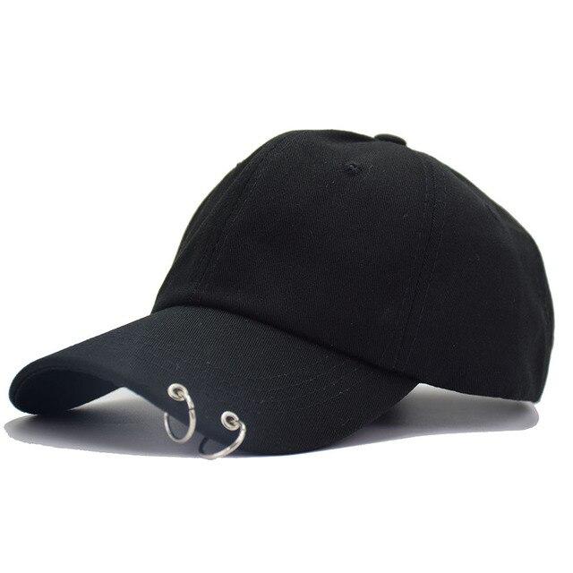 6a4e1bca5a9 ALLKOPER Hats   Caps Men BTS LIVE THE WINGS TOUR Snapback Baseball Cap  K-pop Hip hop Iron Ring Dad Hat casquette Bone Masculino