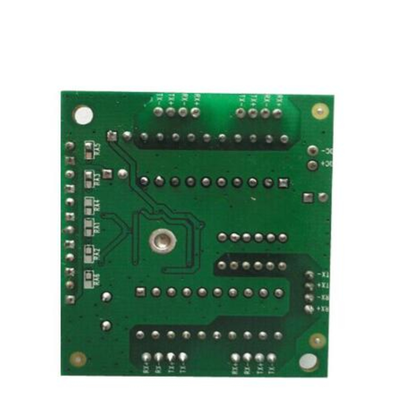 mini design ethernet switch circuit board for ethernet switch module 10/100mbps 5 port PCBA board 4
