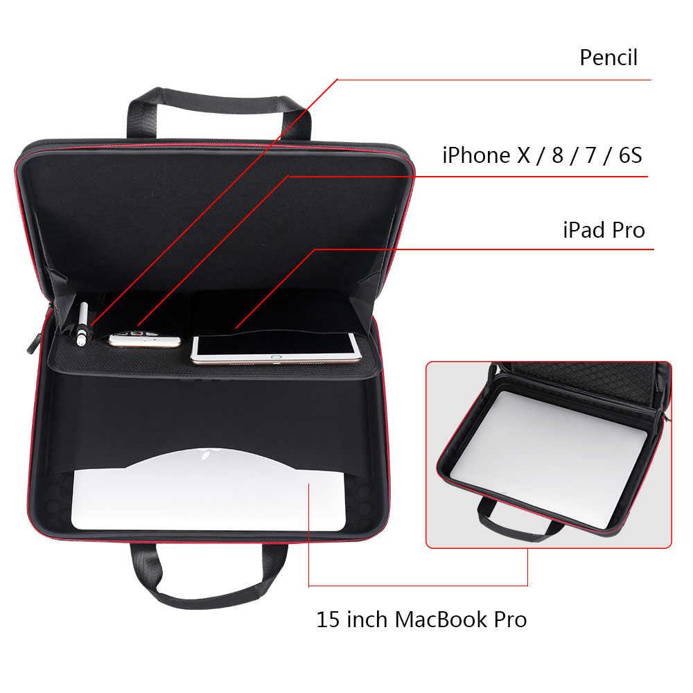 Smatree يد ل أبل ماك بوك Pro15 بوصة تحمل حافظة لجهاز ipad برو فون X/8/7 ل أبل القلم