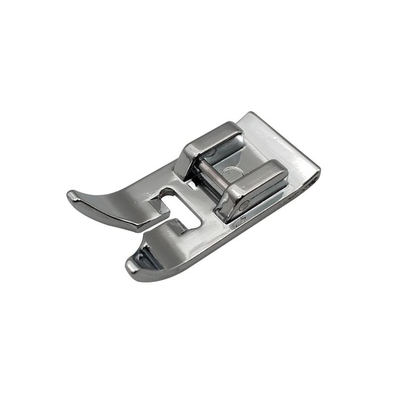 Многофункциональная Универсальная ШВЕЙНАЯ Лапка для ходьбы, 1 шт., многофункциональная металлическая прижимная лапка для шитья