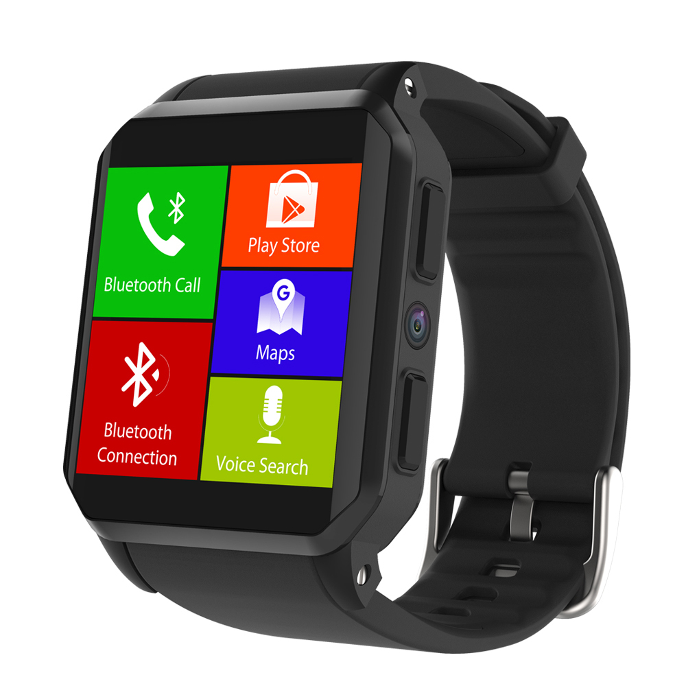 Kaimorui Smart Watch Android 5.1 IP68 Waterproof Bluetooth Smartwatch with GPS WiFi SIM Card Watch Phone for Android IOS Phone no 1 f2 ip68 bluetooth smartwatch green