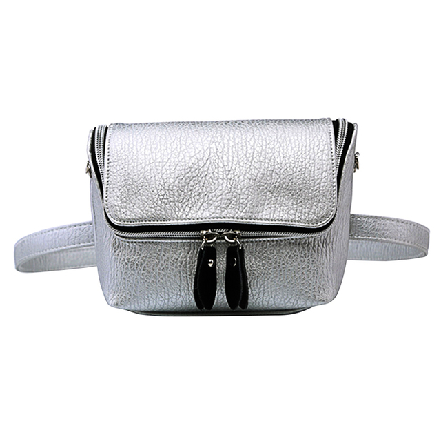 Fanny Bag for Women Rave Festival Belt Bags Phone Purse Case Shoulder Bags Ladies Shopping Bag Female Feminina Travel Waist Pack