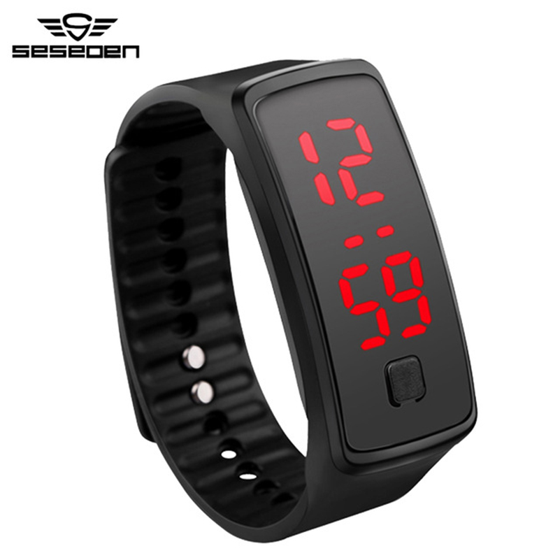 2017 New Fashion Touch Screen LED Bracelet Digital Watches For Men&Ladies&Child Clock Womens Wrist Watch Sports Wristwatch Saat sport student children watch kids watches boys girls clock child led digital wristwatch electronic wrist watch for boy girl gift