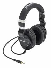 Samson Professional  Z35 Closed-Back Studio Headphones High-Protein Leather Comfortable Over-ear Studio Monitor Headphones цена