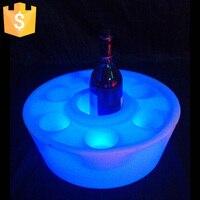 Новое поступление светодиодный светильник барная подставка для вина ililated настольные лампы декорация для кофейни свет перезаряжаемый Бесп