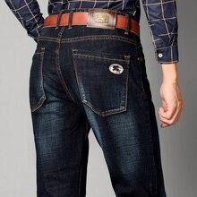 2016 Стрейч Джинсы pantalones вакеро модельер осень зима джинсы мужчины марка джинсы мужчин Известных Брендов Джинсы