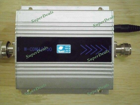 3g UMTS WCDMA 2100 mhz telefone celular Amplificador De Sinal Repetidor Impulsionador do telefone móvel Repetidor ganho display LCD para casa escritório