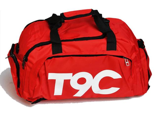 bag Men Sport Gym Bag Women Fitness Waterproof Outdoor Separate Space Shoes pouch rucksack Hide Backpack sac de T60 Brand New