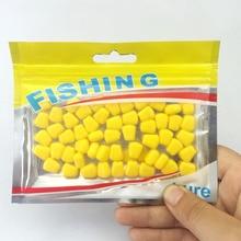 Hot selling! 50Pcs/Lot 44grams Soft Baits corn carp Fishing Lures Floating baits 004+
