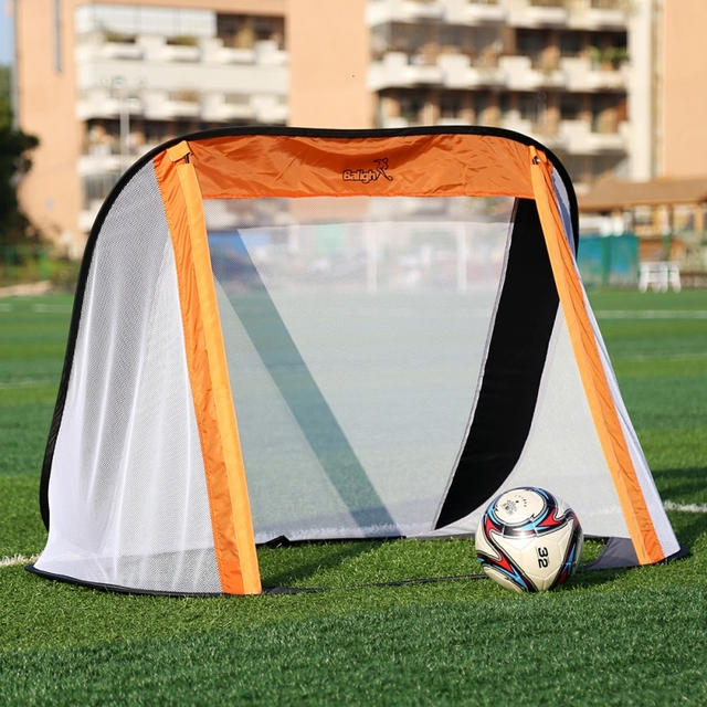 7ff28e73b 130*80*95CM Oxford Cloth Portable Soccer Goal Post Net Utility Football  Soccer Goal