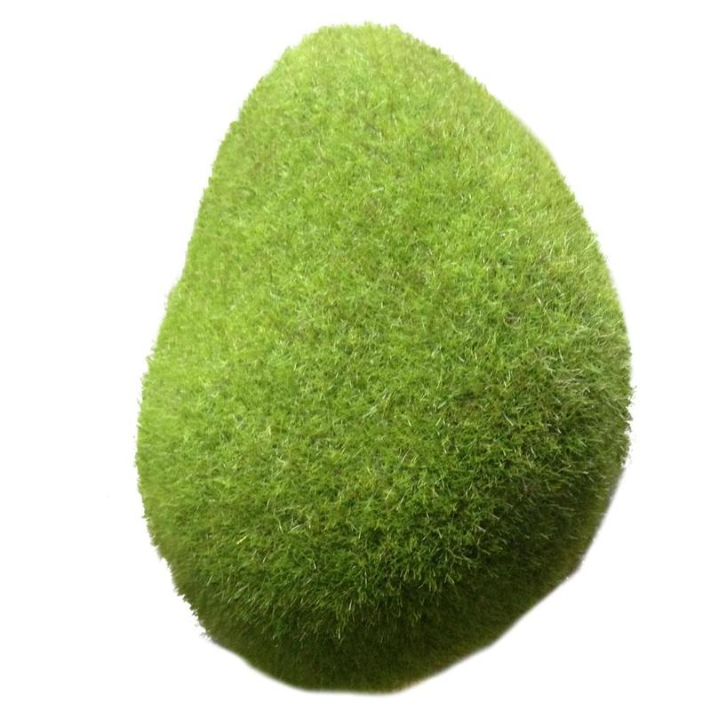 5PCS Artificial green moss ball fake stone simulation plant DIY decoration for window plant wall decor5PCS Artificial green moss ball fake stone simulation plant DIY decoration for window plant wall decor