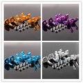 HSP 1/10 обновленные детали  алюминиевый рулевой концентратор hsp 94101/94102/94103/94105/94106/94107/94108/94109/94110/94111/94112
