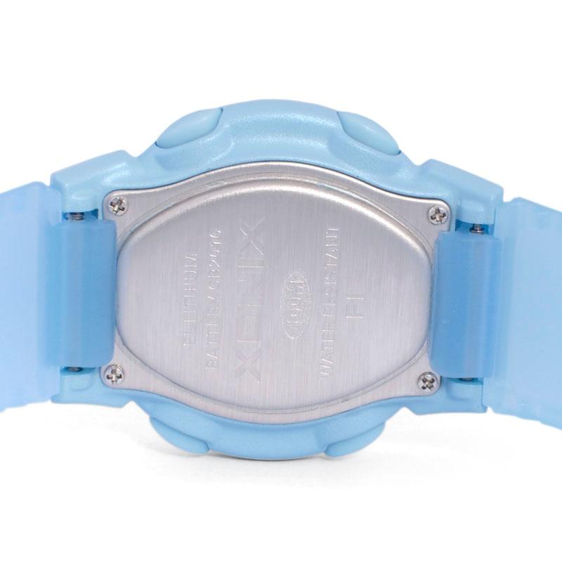 Nauwkeurige Jelly Horloge Mode Minimalistische Matte Meisjes Zwemmen - Dameshorloges - Foto 5