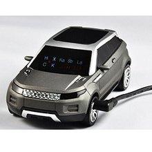 Русский / английский предупреждение автомобиль детектор контроля скорости радар E собака одного мобильного электронная собака