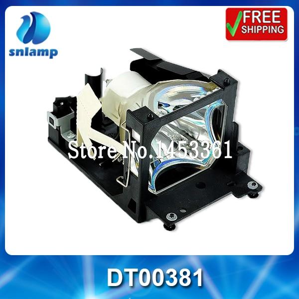 ФОТО Cheap Compatible projector lamp bulb DT00381 for  CP-S220 CP-S220A CP-S220W CP-S270 CP-X270 PJ-LC2001