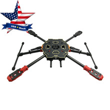 Tarot 4 Axis Drone Quadcopter Frame with Electronic Folding Landing Gear TL65S01 USA Stock
