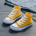 Весенняя детская обувь  парусиновые туфли для девочек  парусиновые туфли для мальчиков  Нескользящие удобные мягкие туфли  C657  2019