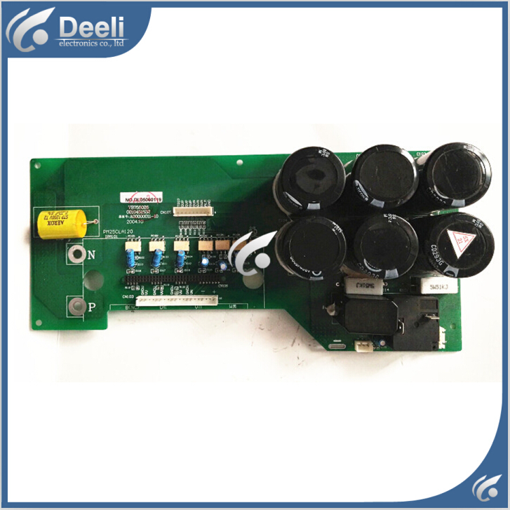 95% new good working for air conditioning frequency drive module board VB755026 0010451532 KVR-180W / B530A 2945403604 110kw frequency converter drive plate used in good condition can working