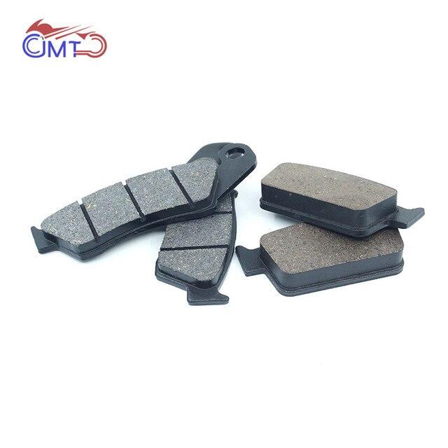 For Suzuki RMZ250 2004 2017 RMZ450 2005 2017 Front Rear Brake Pads Kit Set RMZ 250 450 K4 K5 K6 K7 K8 K9 L0 L1 L2 L3 L4 L5 L6 L7