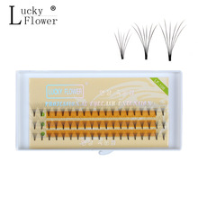 New Soft Eyelash Extension Deluxe Lashes 6D 0.15mm False VOLUME Eyelashes Fans