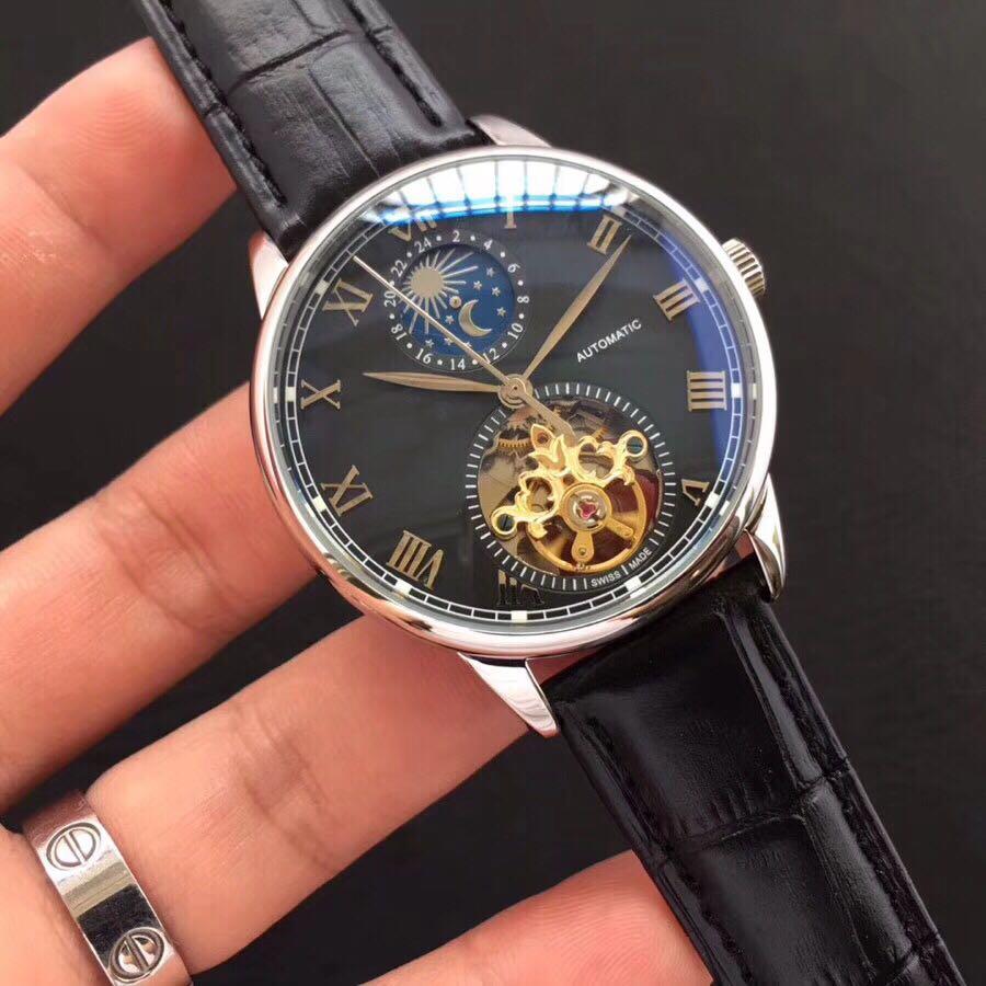 WC07107 Mens Watches Top Brand Runway Luxury European Design Automatic Mechanical Watch цена и фото
