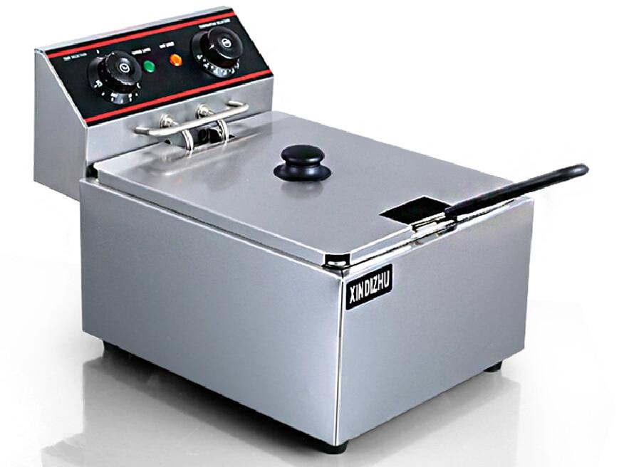 fry machine