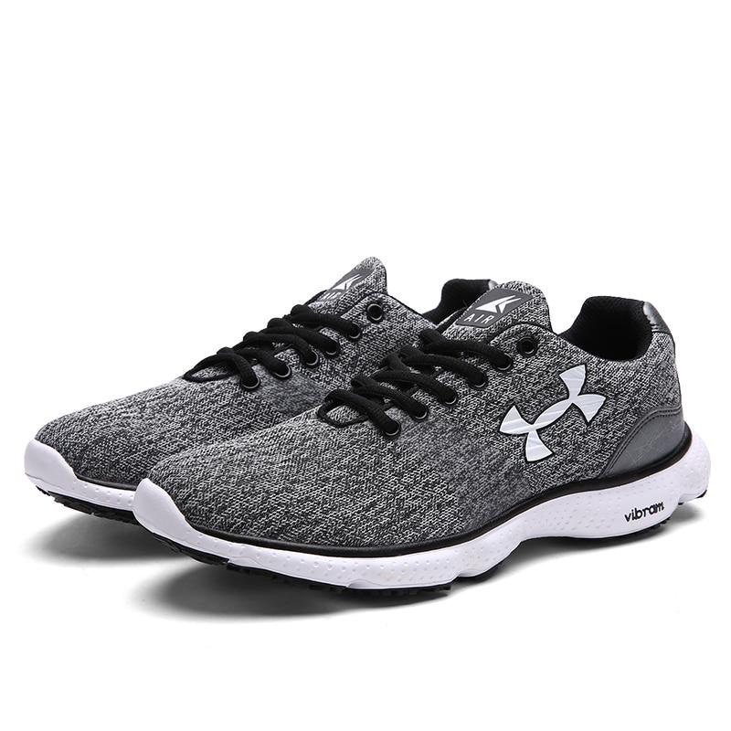 Nouveau Sneakers Souffle Jogging pour Hommes Sport Courir Chaussures Fly Weave Hommes Formateurs de Marche Sport Gym Chaussures Hommes En Plein Air Chaussures 39-46