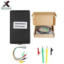 OBDOK Multibrands PCF79xx Unlocker für Erneuerung Verwendet Schlüssel (Für BMW Für Chrysler Für KIA Für VOLVO Für NISSAN)