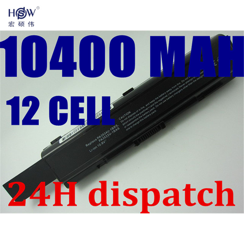 HSW 12CELL Laptop Battery For Toshiba Equium A200 A210 L300 A300D L300D Satellite A200 A202 A305 L200 A355 A500 L201 L300 A300 new laptop keyboard for toshiba satellite pro a200 a210 l300 l300d l50 a l510 m300 qwertz hungarian layout