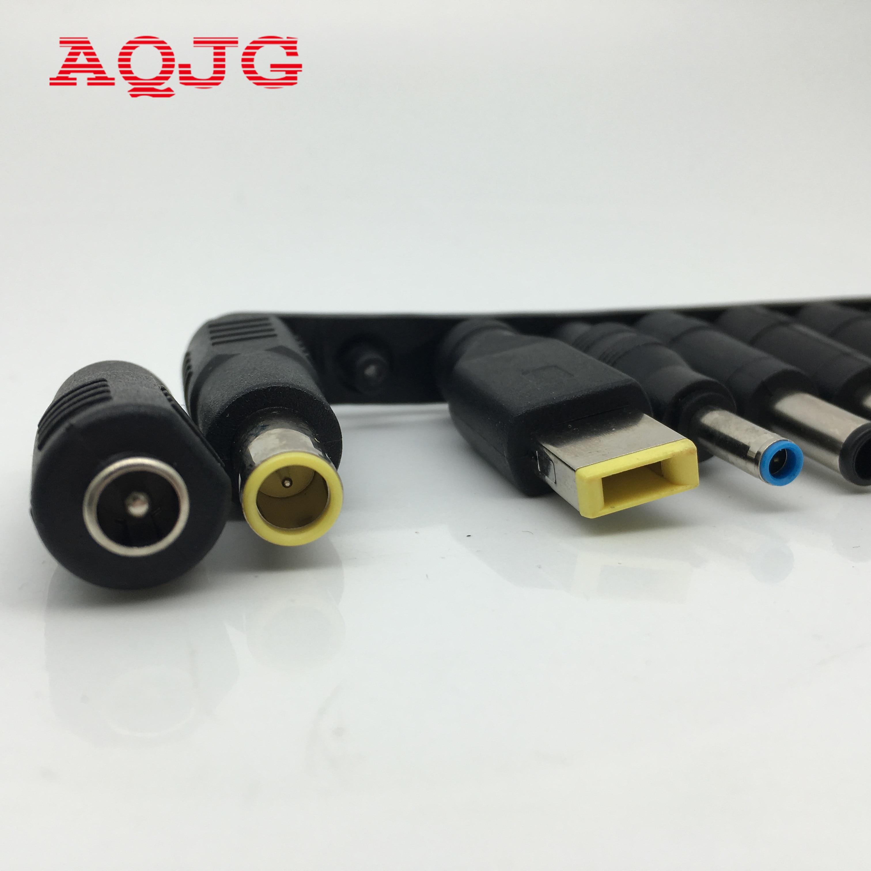 5.5x1.7 мм Multi Тип Мужской Джек для DC Вилки для AC Адаптеры питания  компьютера Кабели Инструменты для наращивания волос для Тетрадь ноутбук 5.5  мм x 2.5 ... bc6c06035