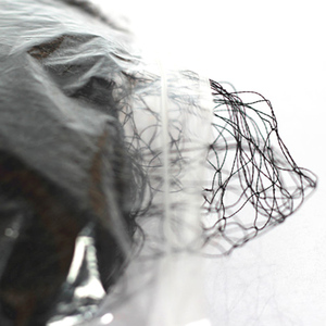 Image 4 - Vườn Chống Gió Chống Chim Polyester 110D/2 20X5M 15Mm Thắt Nút Sương Lưới 1 Cái