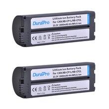 2 шт 2000 mAh NB-CP2L NB CP2L NB-CP1L Батарея для Canon NB-CP1L CP2L фотопринтеры SELPHY CP800, CP900, CP910, CP1200, CP100, CP1300