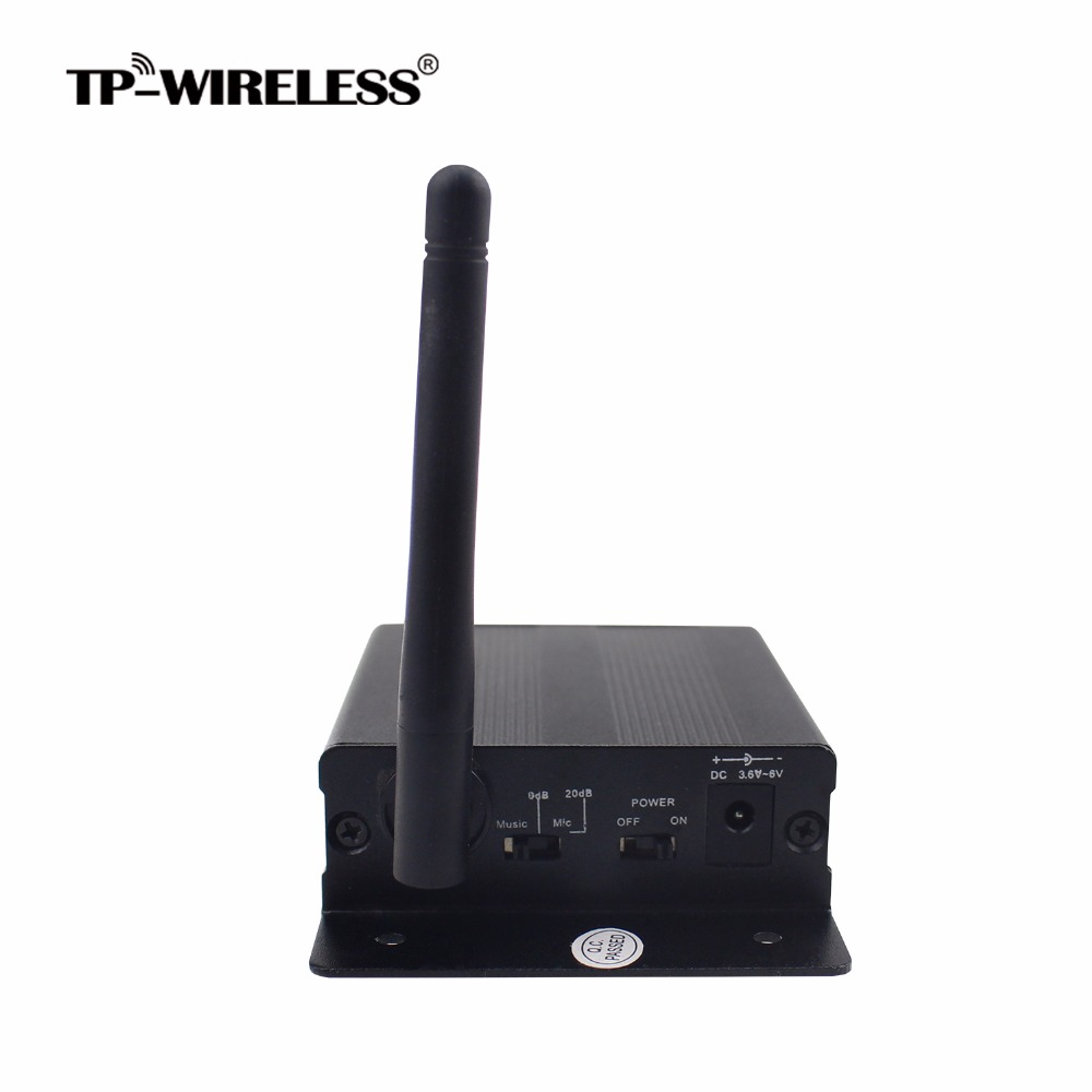tp wireless 5 8ghz wireless classroom microphone system wireless microphone and receiver for classroom church conference room in microphones from consumer  [ 1000 x 1000 Pixel ]