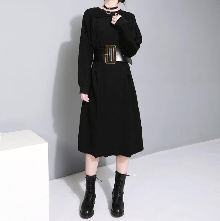 Women's Runway Fashion Metal Buckle Genuine Leather Cummerbunds Female Dress Corsets Waistband Belts Decoration Wide Belt R1618