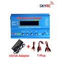 Original Skyrc IMax B6 2s-6s 7.4v-22.2v Digital LCD Lipo NiMh Battery Balance Charger SKYRC +Power Adapter