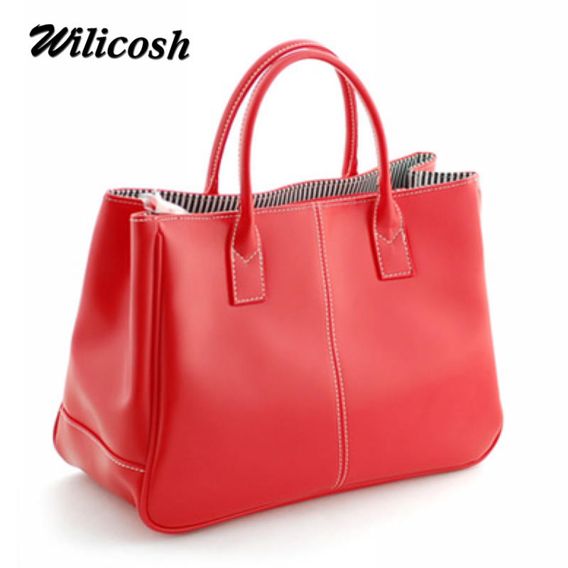 New Fashion Women PU Leather Handbags Messenger Shoulder Crossbody Bag Ladies Sh