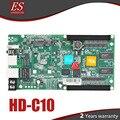 C10 HD-C10 Full Color Cartão De Controle Assíncrono Para display LED