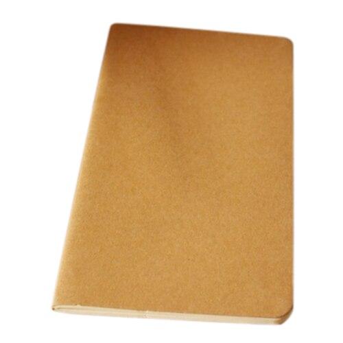 Perfect-Kraft paper Notebook Blank Notepad Book