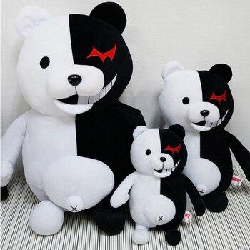 Monomi кролик плюшевые игрушки поступление Danganronpa триггер счастливый хаос Медведь Кролик Dangan Ronpa Monokuma кукла игрушка >> A Toy Store Store